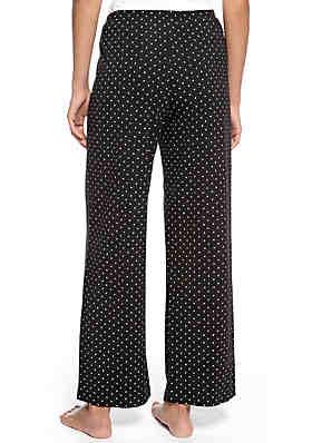 hue rio dots long pajama pant