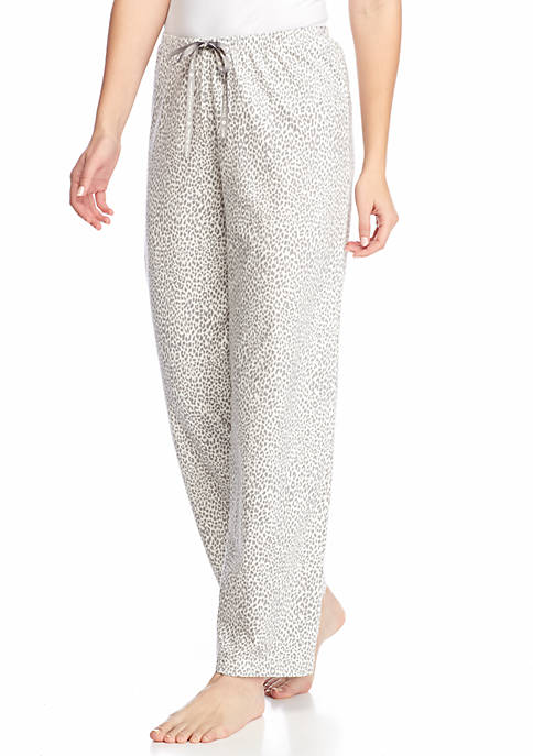 HUE® Rita Cheetah Print Pants