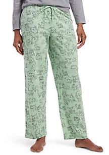 HUE® Kitty Play Pajama Pants