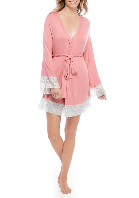 Honeydew Intimates Back To Bed Robe