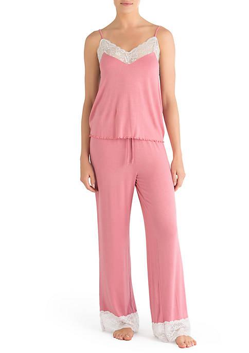 Honeydew Intimates Womens Back to Bed Pajama Set