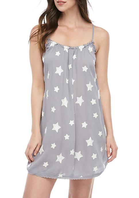Starry Eyed Lounge Dress