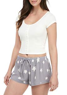 Honeydew Intimates Starry Eyed Pajama Set
