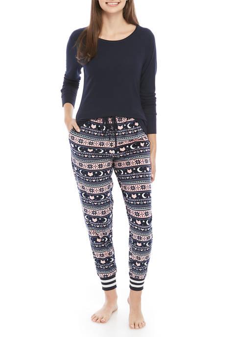 Cocoa Cozy Pajama Set
