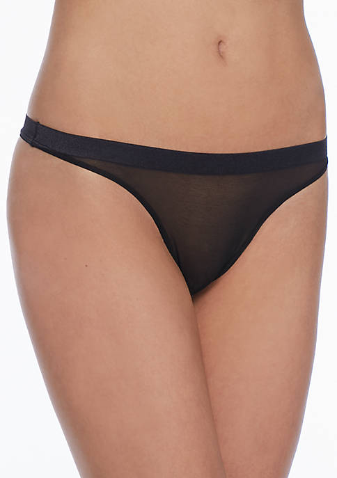 Free People Roxanne Mesh Thong