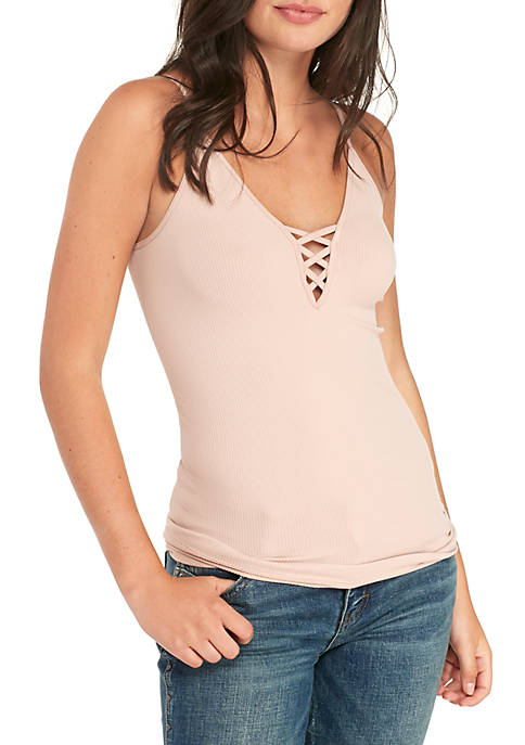 Free People Crossfire Seamless Cami