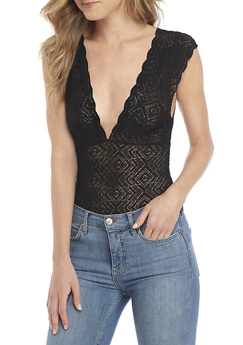 Free People Everyday Okay Bodysuit