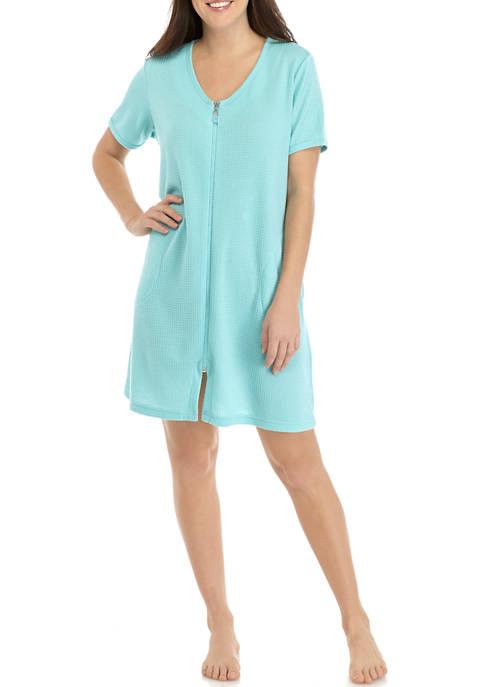 Kim Rogers® Blister 36 Inch Zip Robe