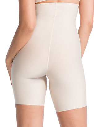 51596759d SPANX® Thinstincts High-Waisted Mid-Thigh Shorts - 10006R