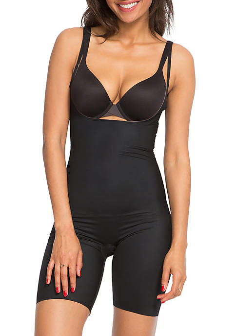 Two-Time Open Bodysuit