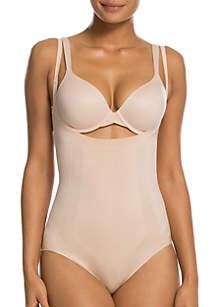 Oncore Open-Bust Bodysuit-10129R