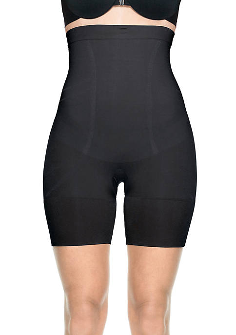 SPANX® Plus Size Slim Cognito High-Waisted Mid-Thigh New