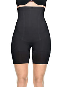 Plus Size Slim Cognito High-Waisted Mid-Thigh New & Slimproved! - 2433P