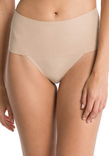 Undie-tectable Thong