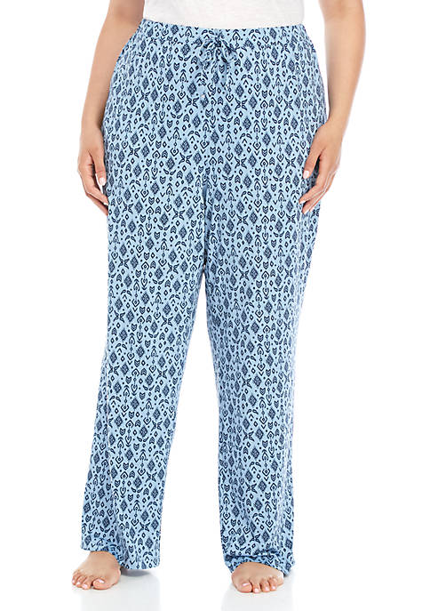 New Directions® Plus Size Sleep Pants