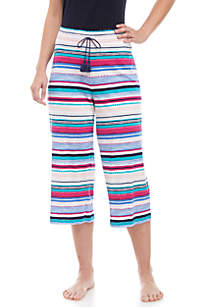 New Directions® Plus Size Sleep Capri Pants