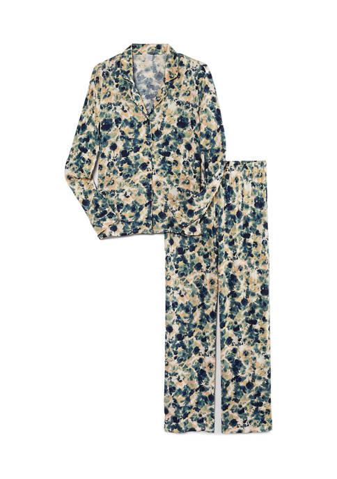 Notch Pajama Set