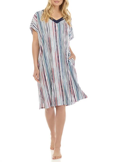 Kimono Sleep Shirt