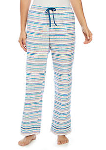 New Directions® Winter Wonderland Flannel Sleep Pant