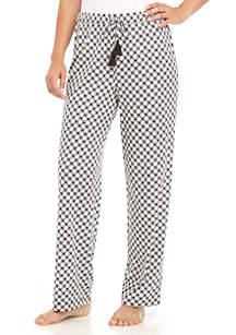 Tassle Sleep Pants