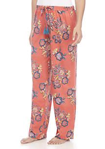 Tassel Sleep Pants