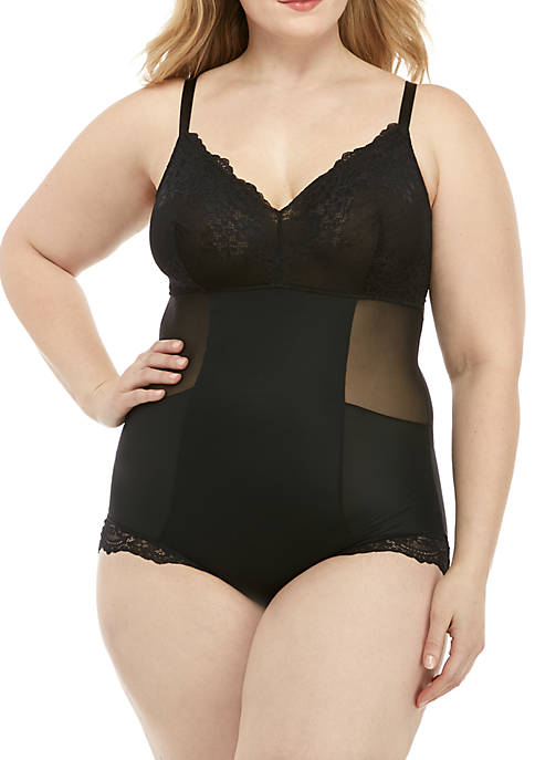 ASSETS® by Sara Blakely Lace Bodysuit