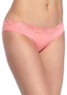 New Directions® Crossdye Lace Bikini- B91192P