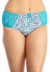 Plus Size Micro Hipsters- H53623XP
