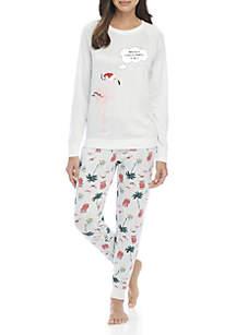 2-Piece Whisper Pajama Set