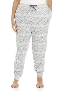 New Directions® Plus Size Whisper Jogger