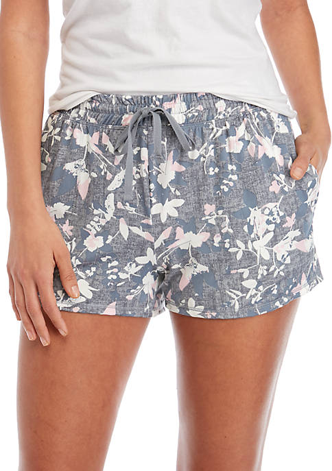 New Directions® Lush Lux Pajama Shorts