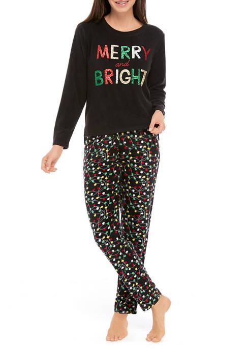 Joyland Super Span 2 Piece Pajama Set