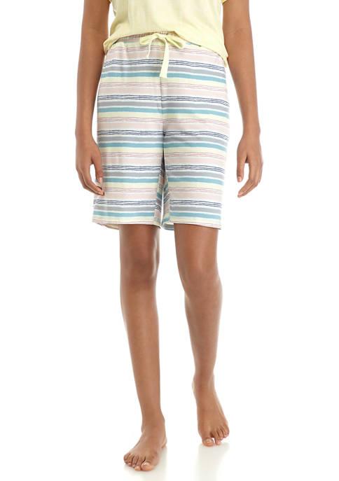 Lush Sleep Bermuda Shorts