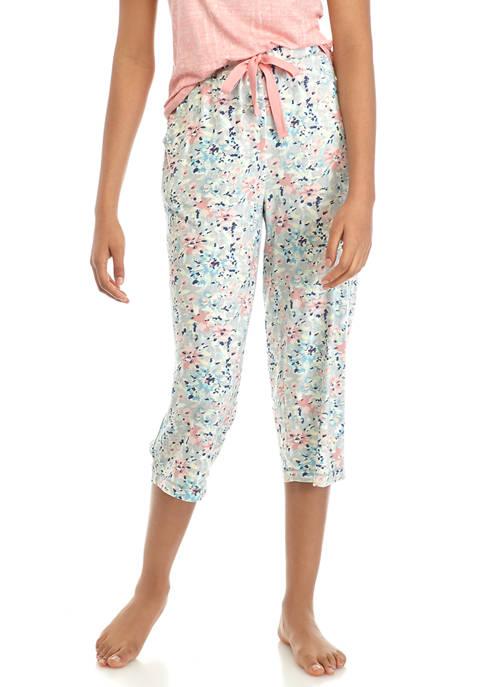 Lush Sleep Capri Pants