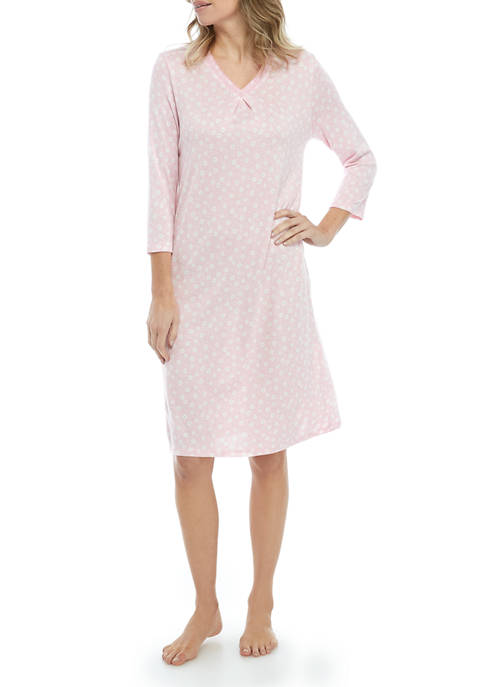 Kim Rogers® Womens Nightgown
