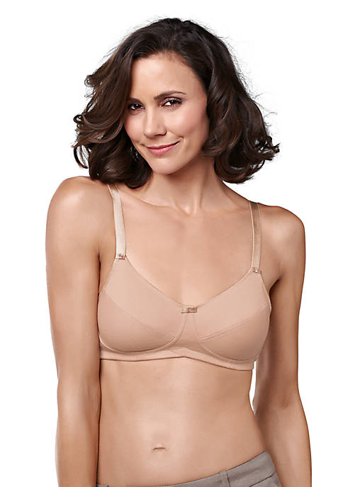 Amoena Ruth Wire-Free Cotton Bra