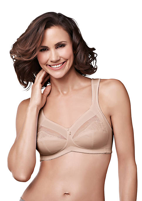 Amoena Isadora Wire-Free Full Support Pocketed Bra