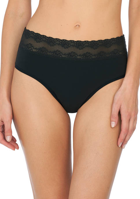 One Size High Rise Thong