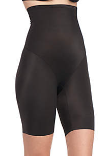Luxe Back Magic® Hi-Waist Thigh Slimmers - 7089