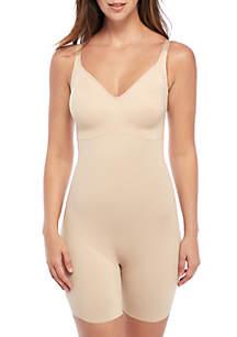 6c0e2e5433 Bali® Minimizer Bodysuit · Naomi   Nicole Low Back Bodysuit