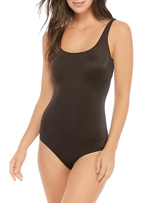 No Side Show Firm Control Bodysuit