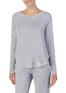 Layla® Long Sleeve Pullover Top
