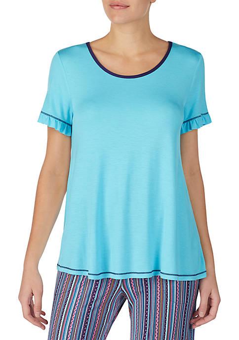 Layla® Short Sleeve Sleep Top