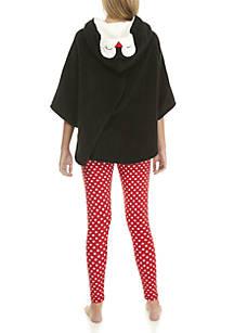 ... Layla® 2-Piece Penguin Poncho and Legging Set 81ee769de