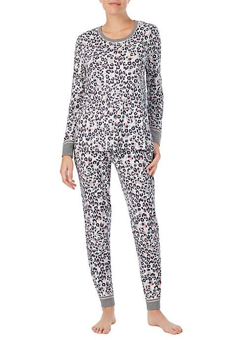 Layla® Long Sleeve Pajama Set with 2 Piece