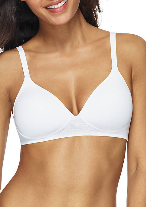 Hanes® T-Shirt Natural Lift Wire-Free Bra