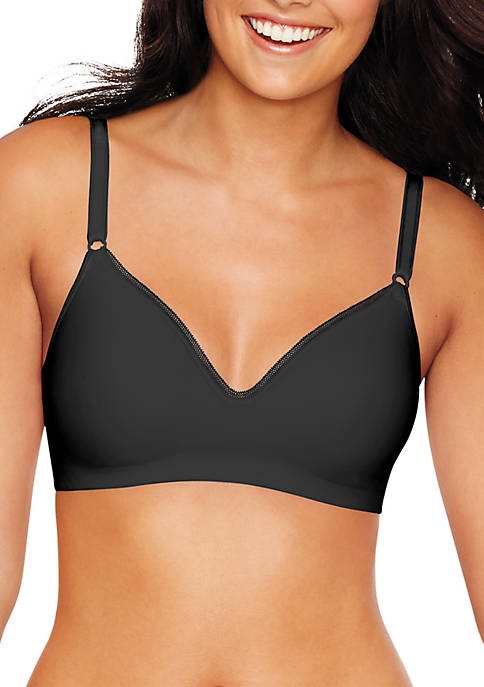 Hanes® Comfort Evolution Foam Wire-Free Bra