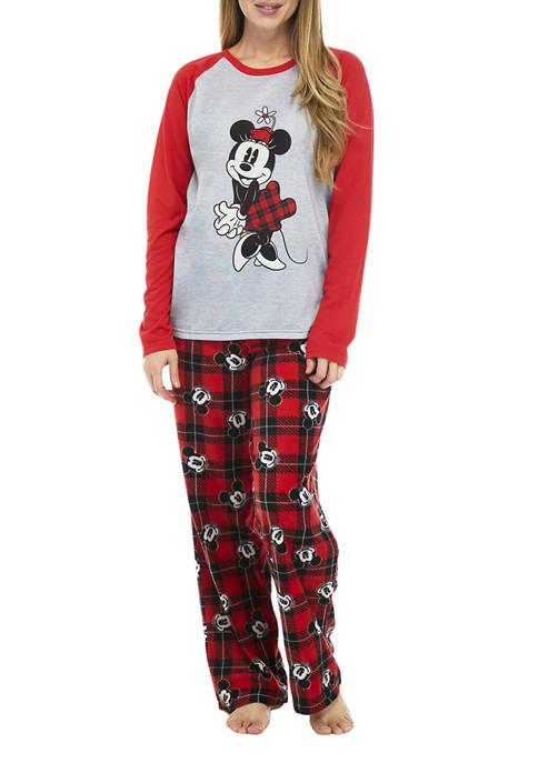 Womens Family Pajama Set
