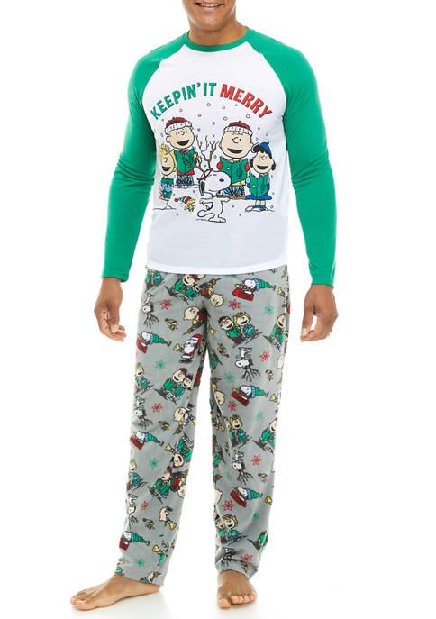 Adult Family Pajama Set