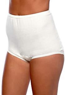 Cotton Brief Panty - 506